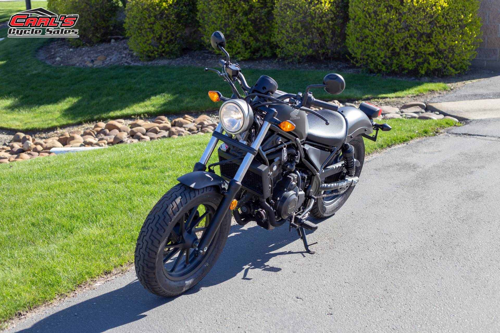 2019 Honda Rebel 500 ABS in Boise, Idaho - Photo 2