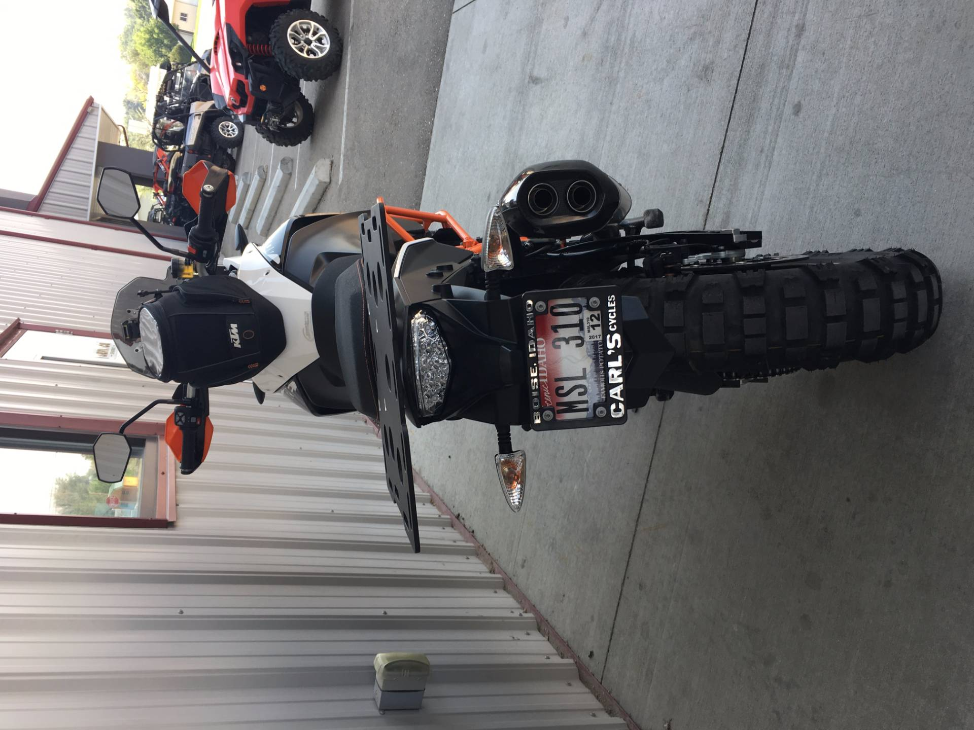 2016 KTM 1190 Adventure R in Boise, Idaho
