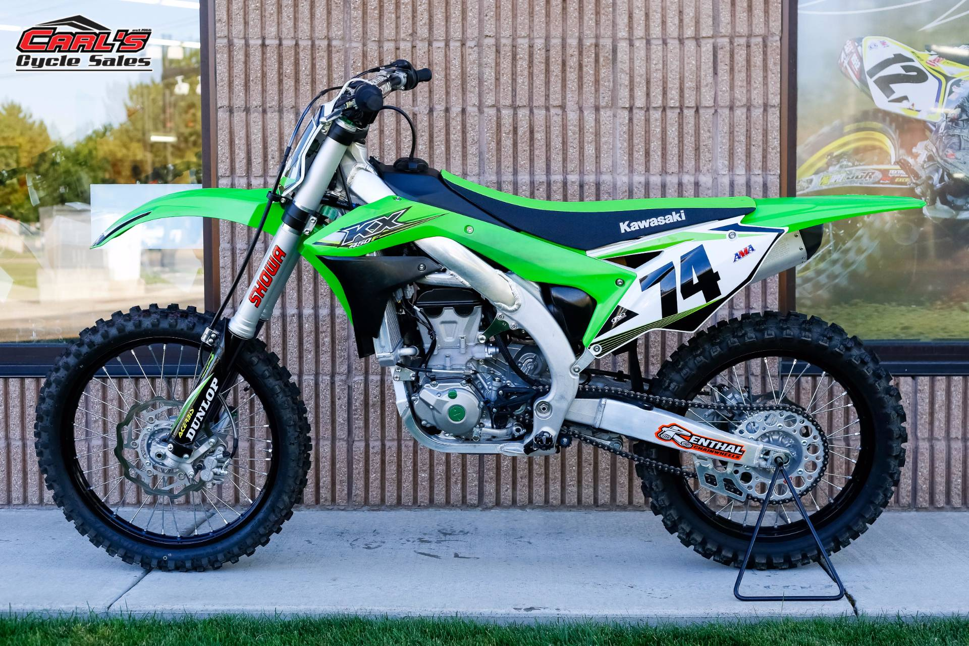 2017 KX450F