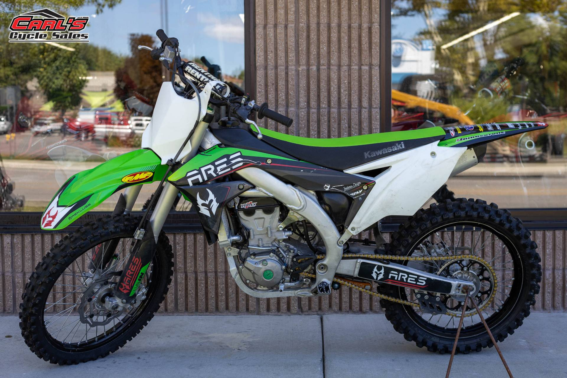 2017 Kawasaki KX450F in Boise, Idaho - Photo 2