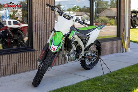 2017 Kawasaki KX450F in Boise, Idaho - Photo 4
