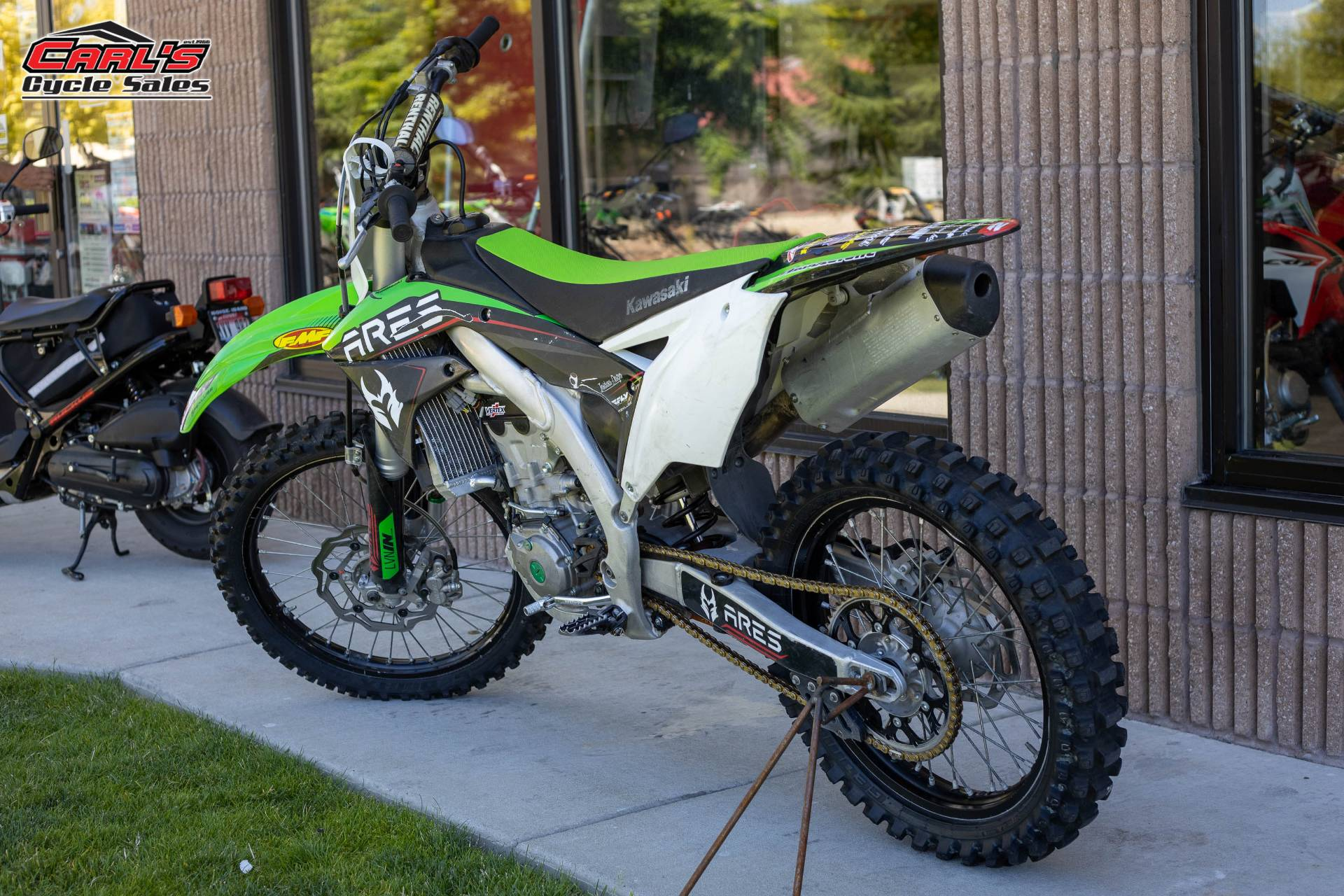 2017 Kawasaki KX450F in Boise, Idaho - Photo 6