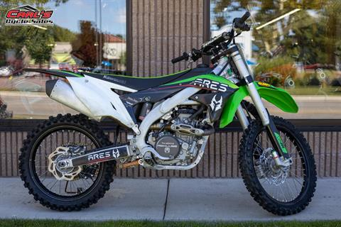 2017 Kawasaki KX450F in Boise, Idaho - Photo 1