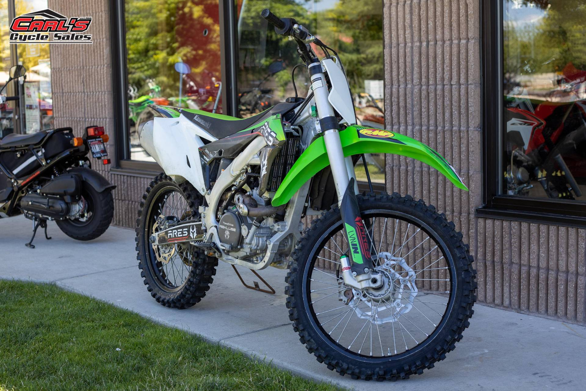 2017 Kawasaki KX450F in Boise, Idaho - Photo 3
