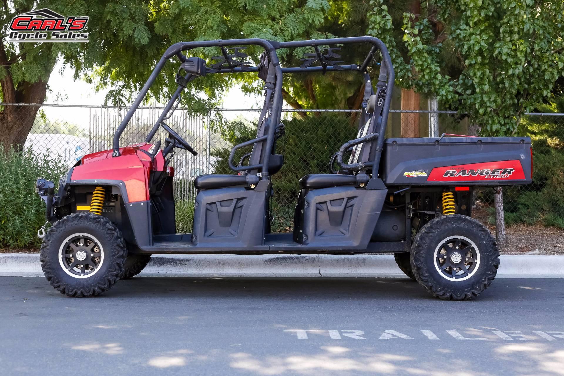 2010 Ranger 800 EFI Crew EPS LE