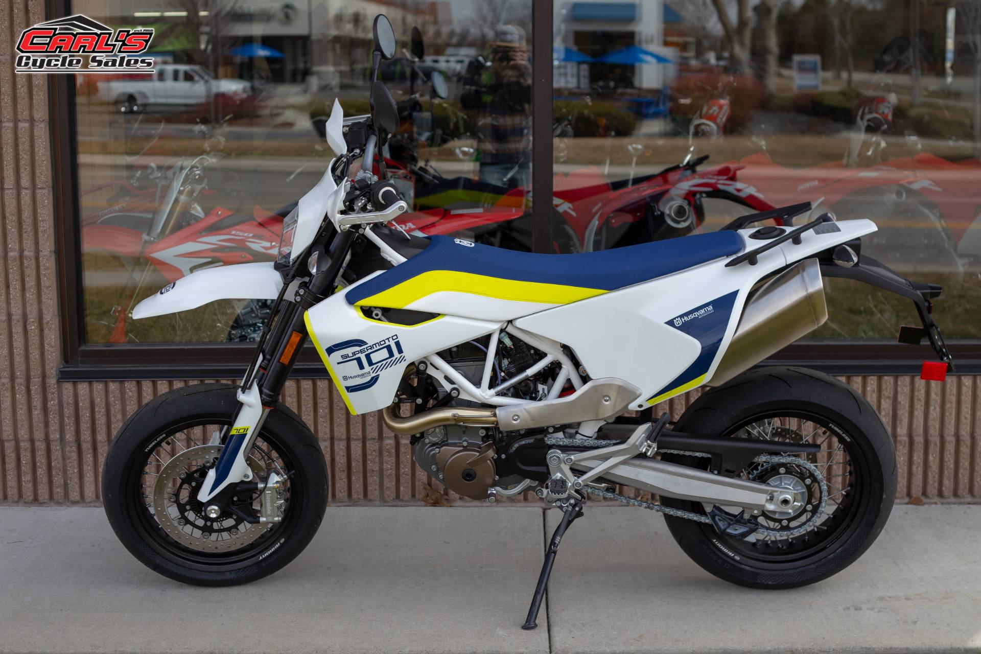 2019 Husqvarna 701 Supermoto in Boise, Idaho - Photo 1