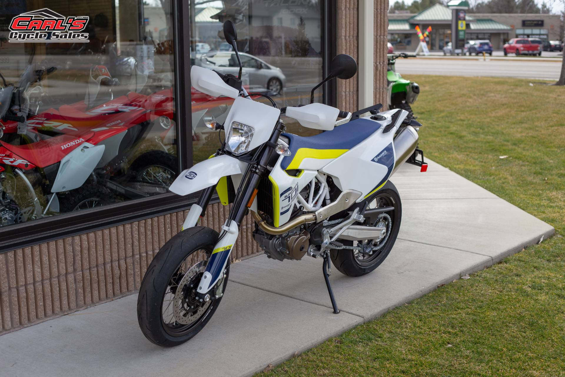 2019 Husqvarna 701 Supermoto in Boise, Idaho - Photo 2