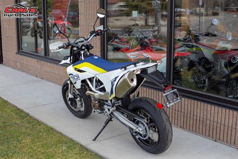 2019 Husqvarna 701 Supermoto in Boise, Idaho - Photo 3