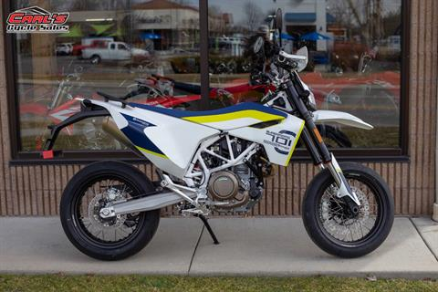 2019 Husqvarna 701 Supermoto in Boise, Idaho - Photo 7