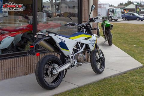 2019 Husqvarna 701 Supermoto in Boise, Idaho - Photo 9