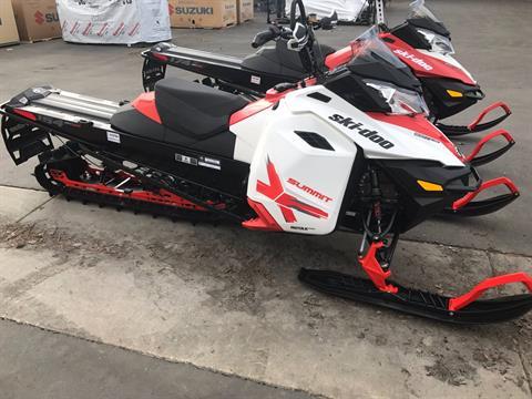 2014 Ski-Doo Summit® X® E-TEC® 800R 154 ES in Boise, Idaho