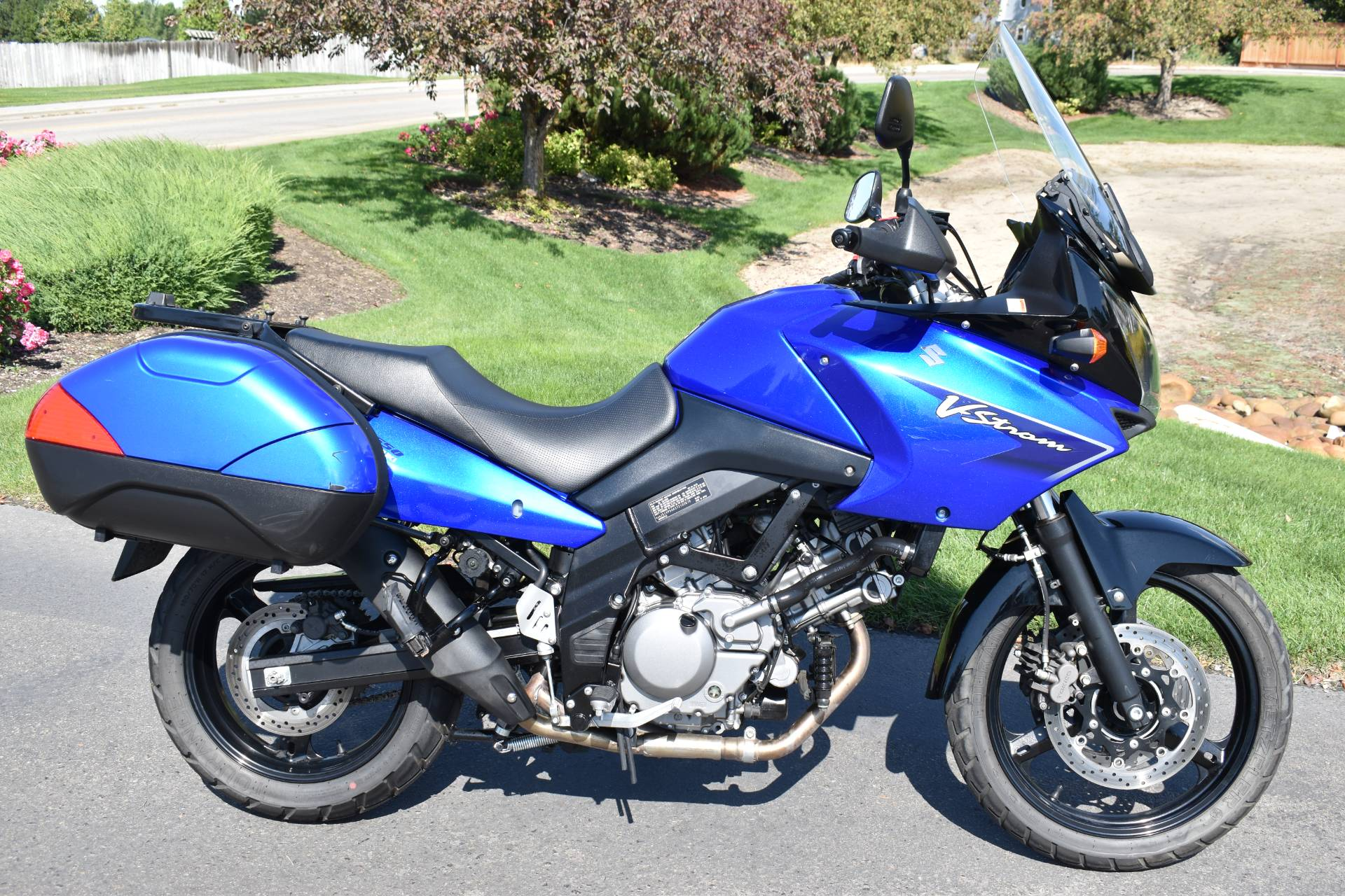 2007 Suzuki V-Strom® 650 in Boise, Idaho - Photo 1