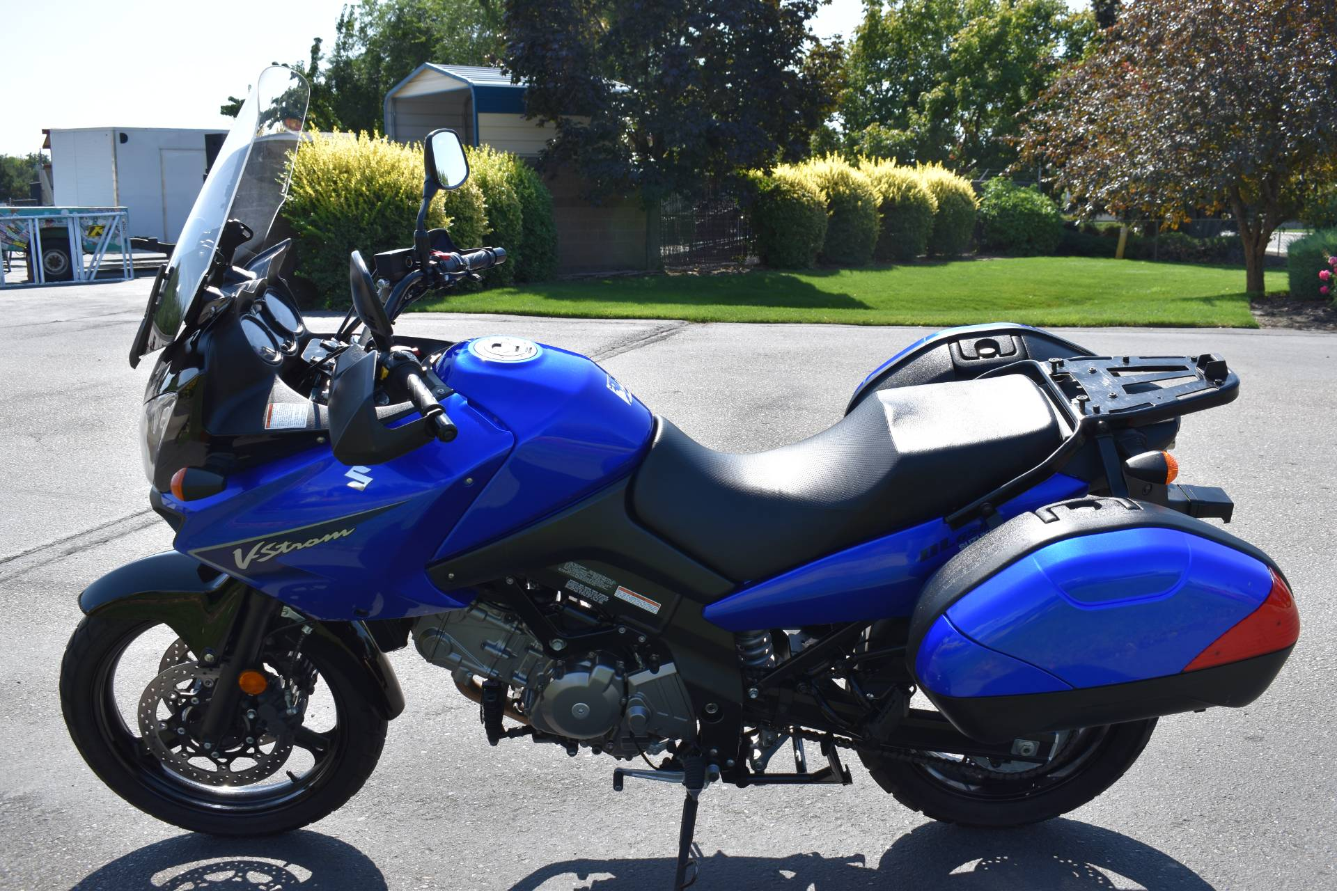2007 Suzuki V-Strom® 650 in Boise, Idaho - Photo 2