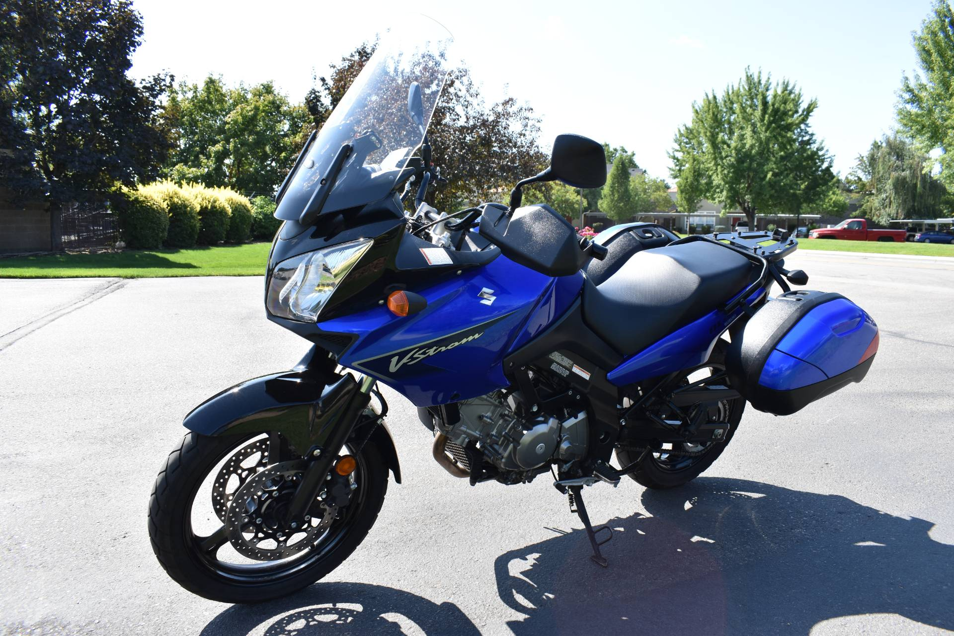 2007 Suzuki V-Strom® 650 in Boise, Idaho - Photo 4