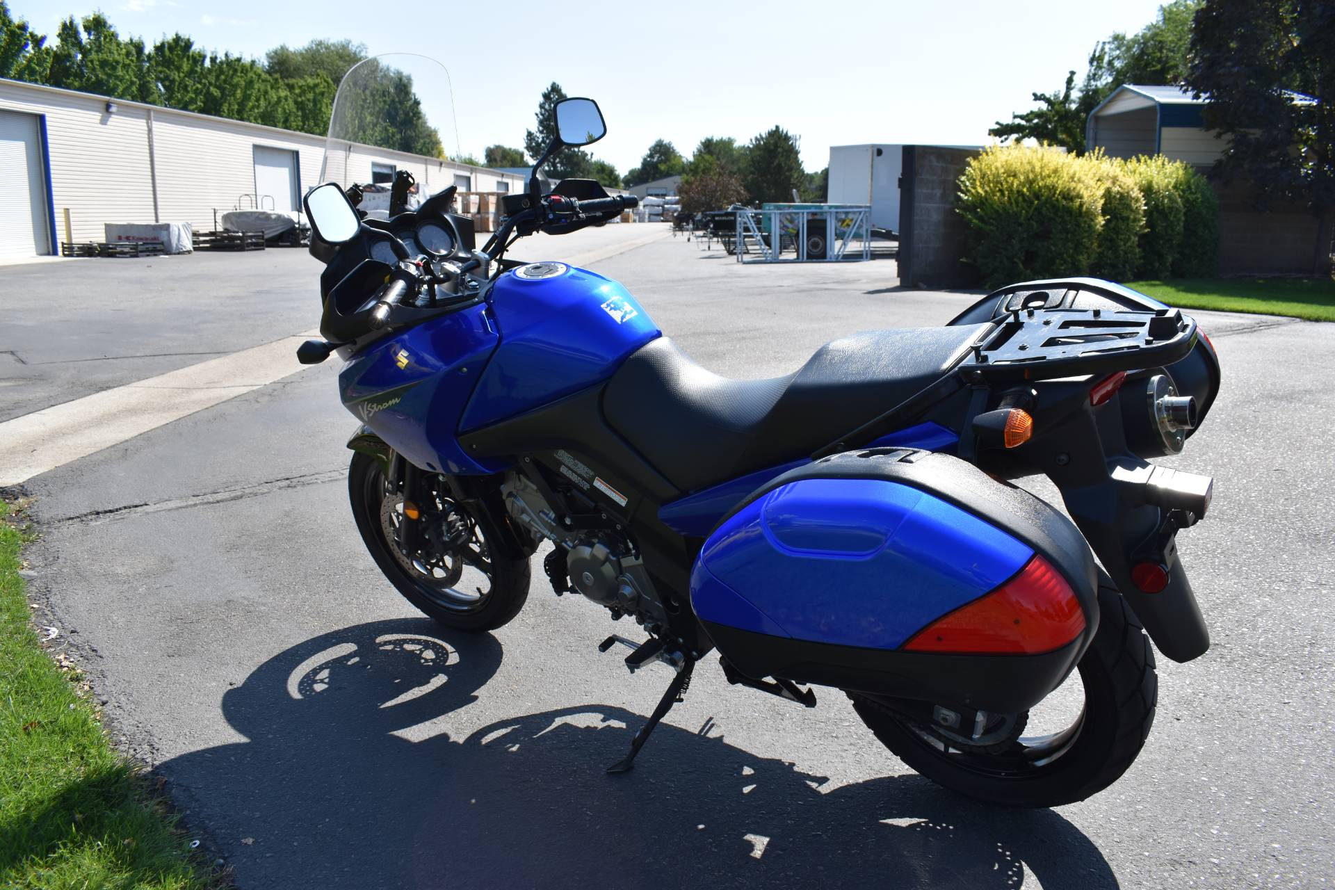 2007 Suzuki V-Strom® 650 in Boise, Idaho - Photo 6