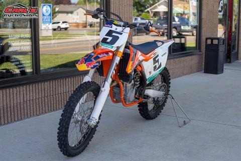 2015 KTM 450 SX-F Factory Edition in Boise, Idaho