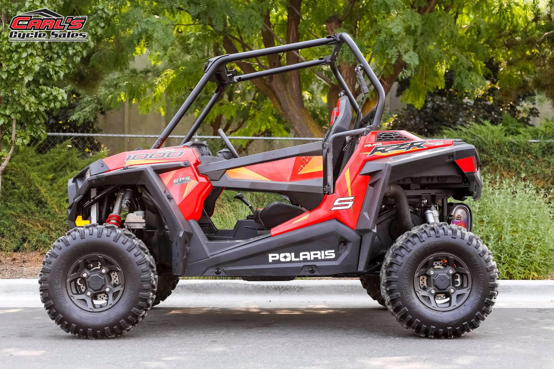 2017 Polaris RZR S 1000 EPS for sale 55713