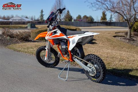 2019 KTM 50 SX in Boise, Idaho - Photo 3