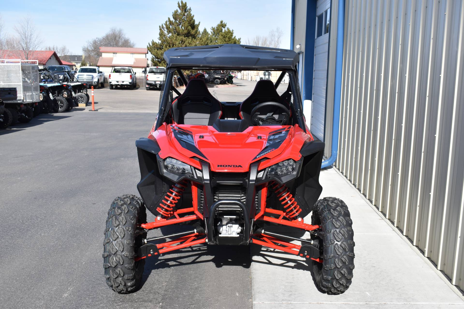 2020 Honda Talon 1000R in Boise, Idaho - Photo 3