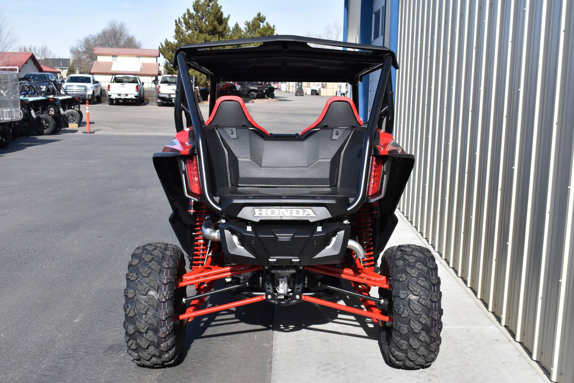 2020 Honda Talon 1000R in Boise, Idaho - Photo 8