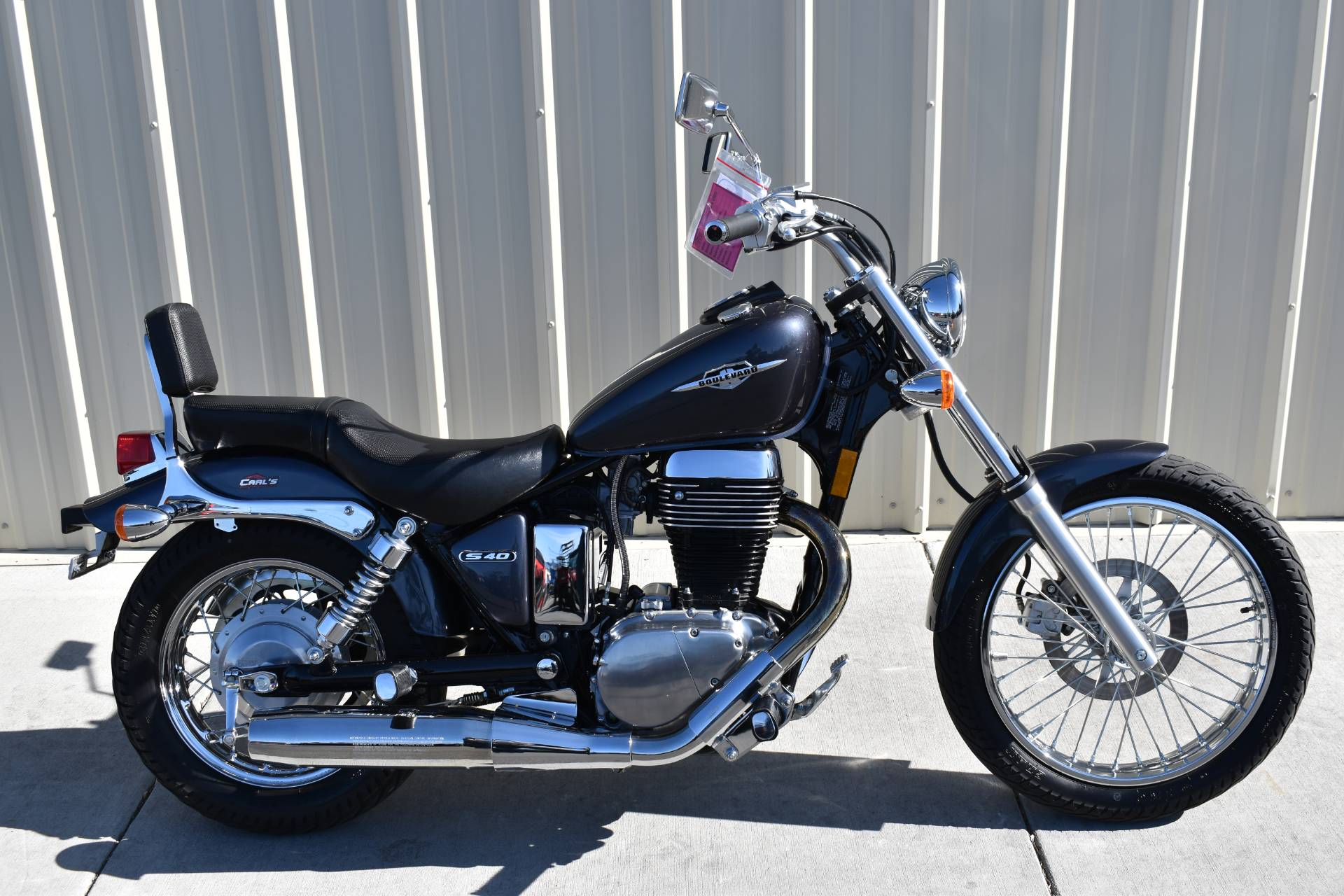 2015 Suzuki Boulevard S40 in Boise, Idaho - Photo 1