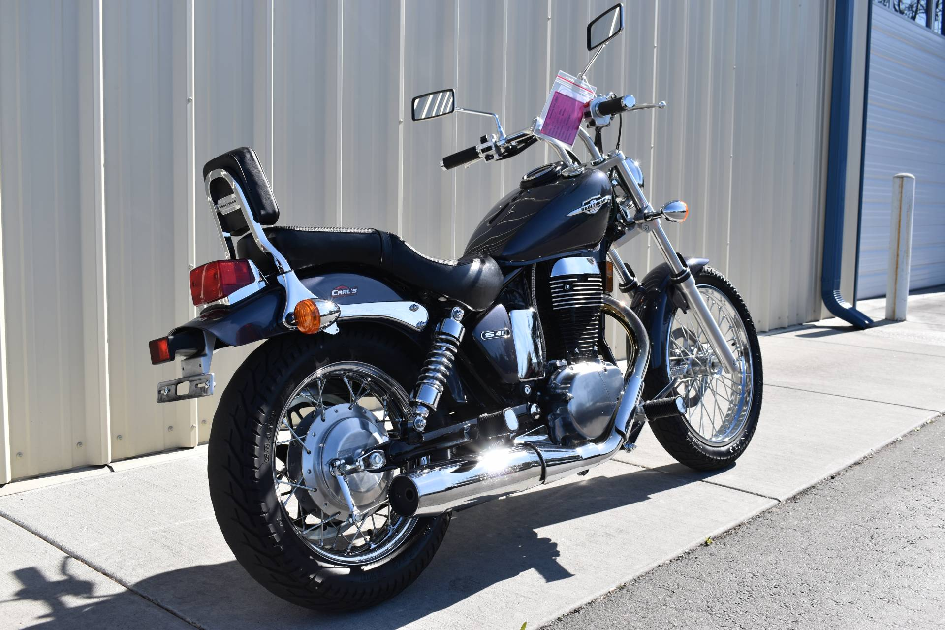 2015 Suzuki Boulevard S40 in Boise, Idaho - Photo 5