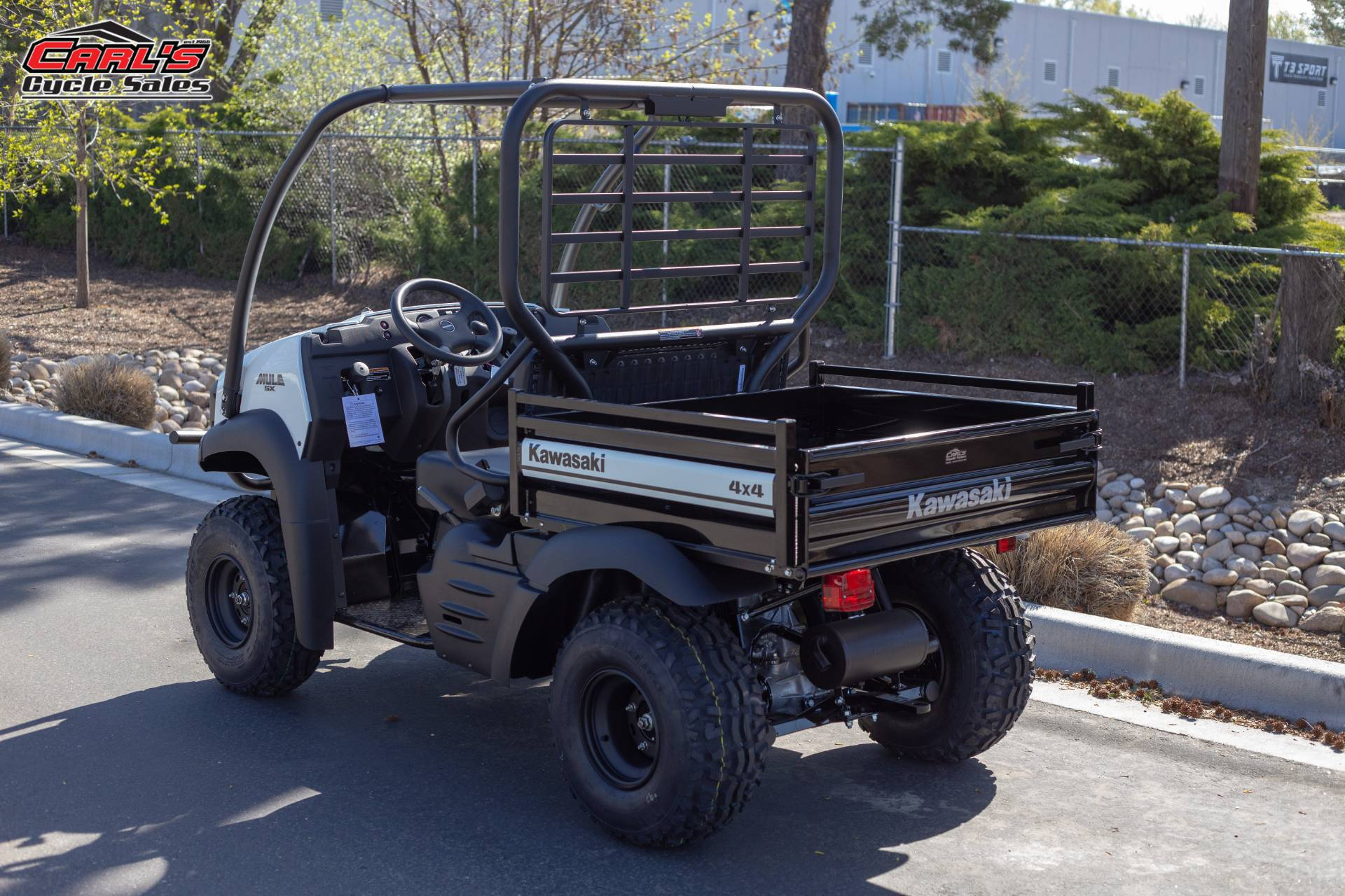 2019 Kawasaki Mule SX 4X4 SE in Boise, Idaho - Photo 3
