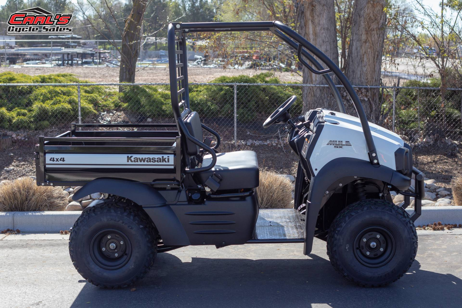 2019 Kawasaki Mule SX 4X4 SE in Boise, Idaho - Photo 5