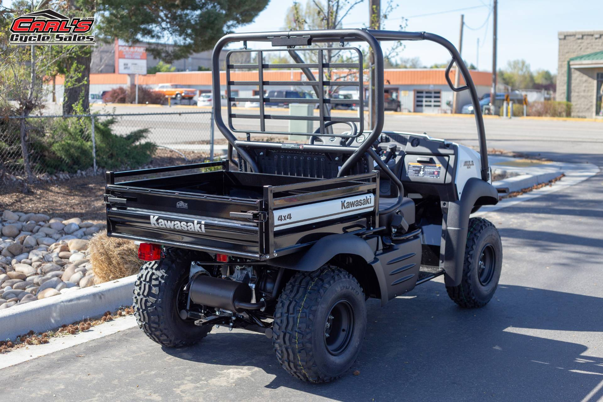 2019 Kawasaki Mule SX 4X4 SE in Boise, Idaho - Photo 7