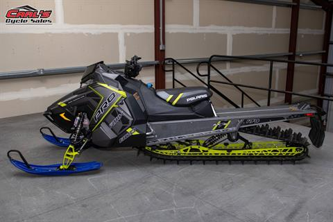 2017 Polaris 800 PRO-RMK 174 LE in Boise, Idaho - Photo 1