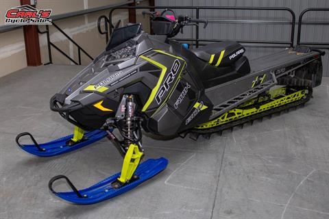 2017 Polaris 800 PRO-RMK 174 LE in Boise, Idaho - Photo 2