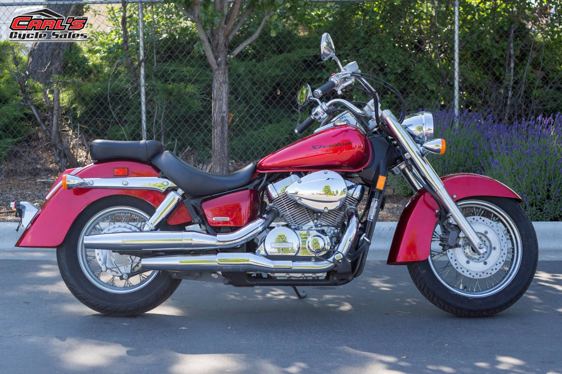 2008 Honda Shadow Aero® in Boise, Idaho