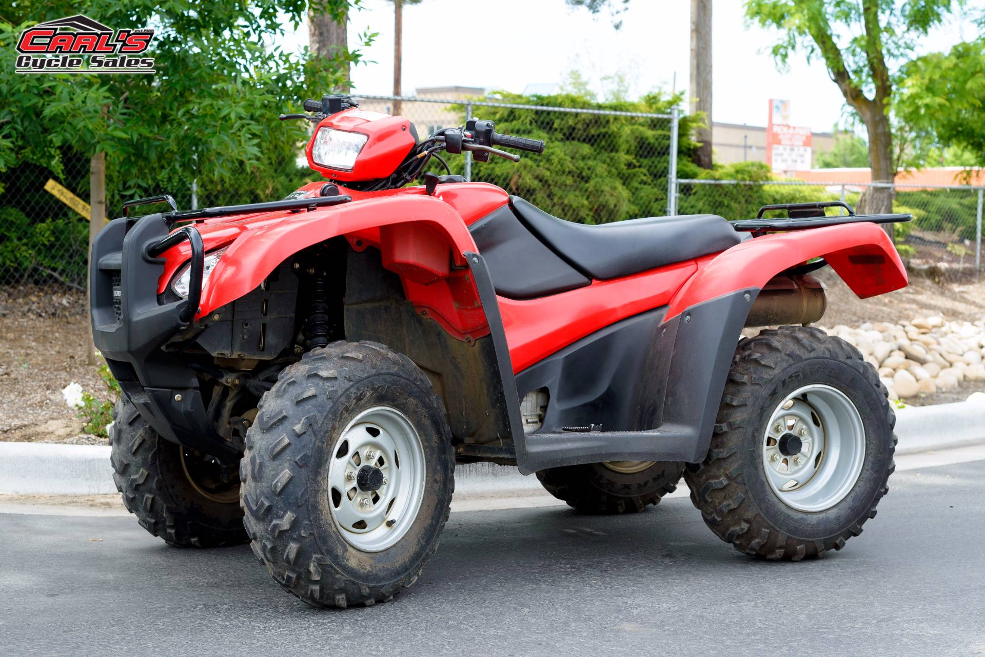 2012 FourTrax Foreman 4x4 ES with EPS