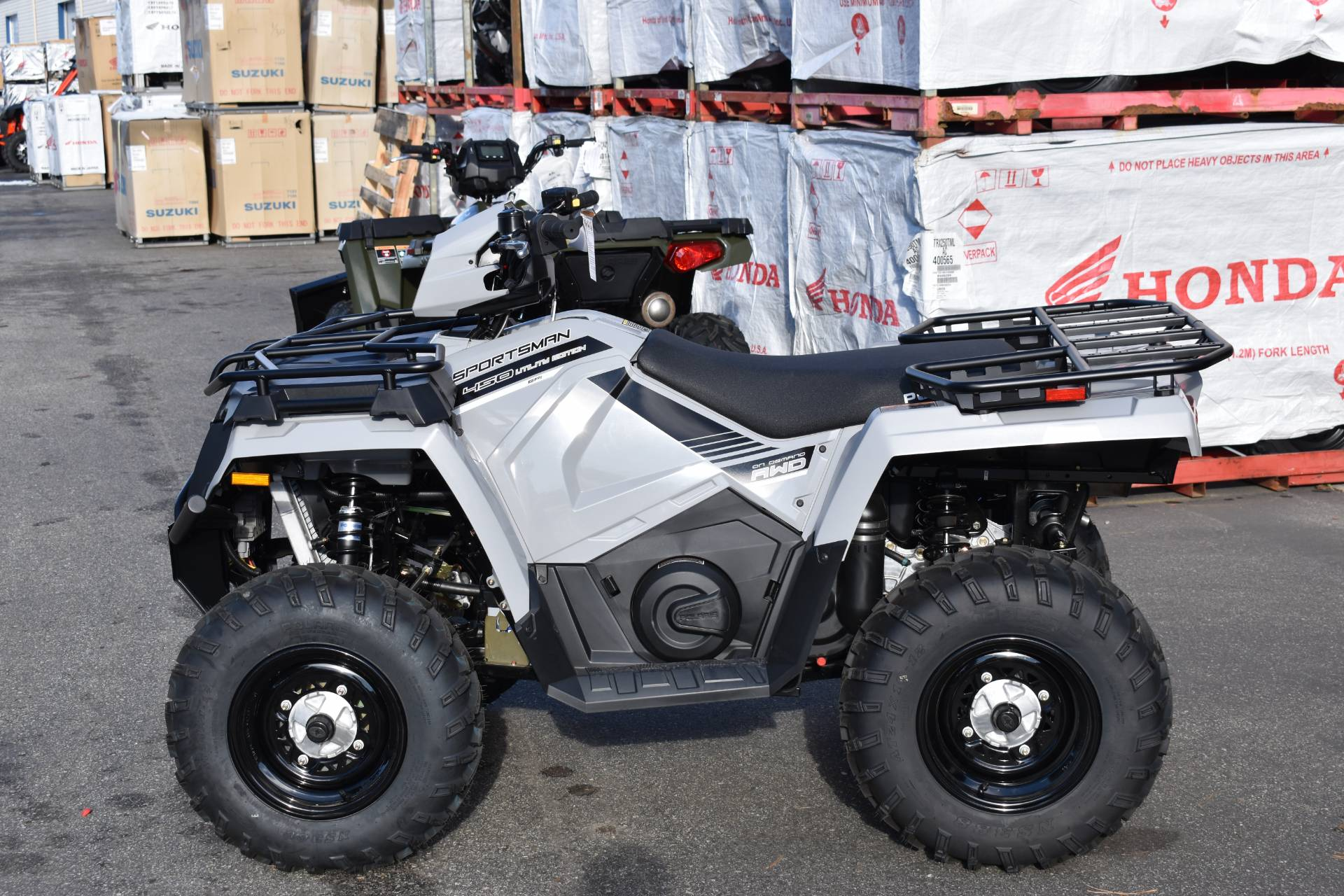 2019 Polaris SPORTSMAN 450 UTILITY in Boise, Idaho - Photo 1