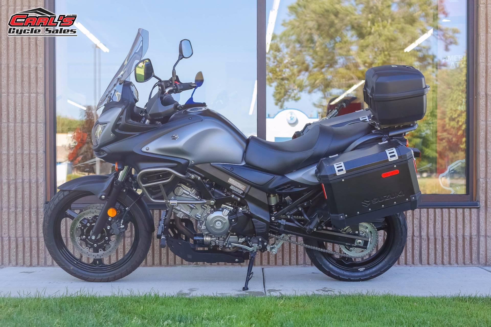 2015 V-Strom 650 ABS Adventure