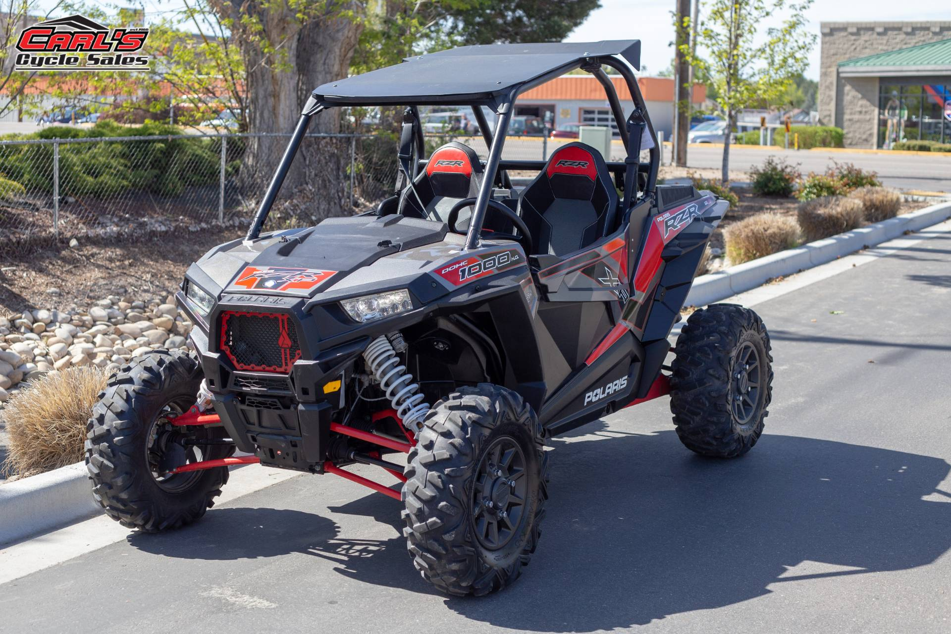2017 Polaris RZR XP 1000 EPS in Boise, Idaho - Photo 4