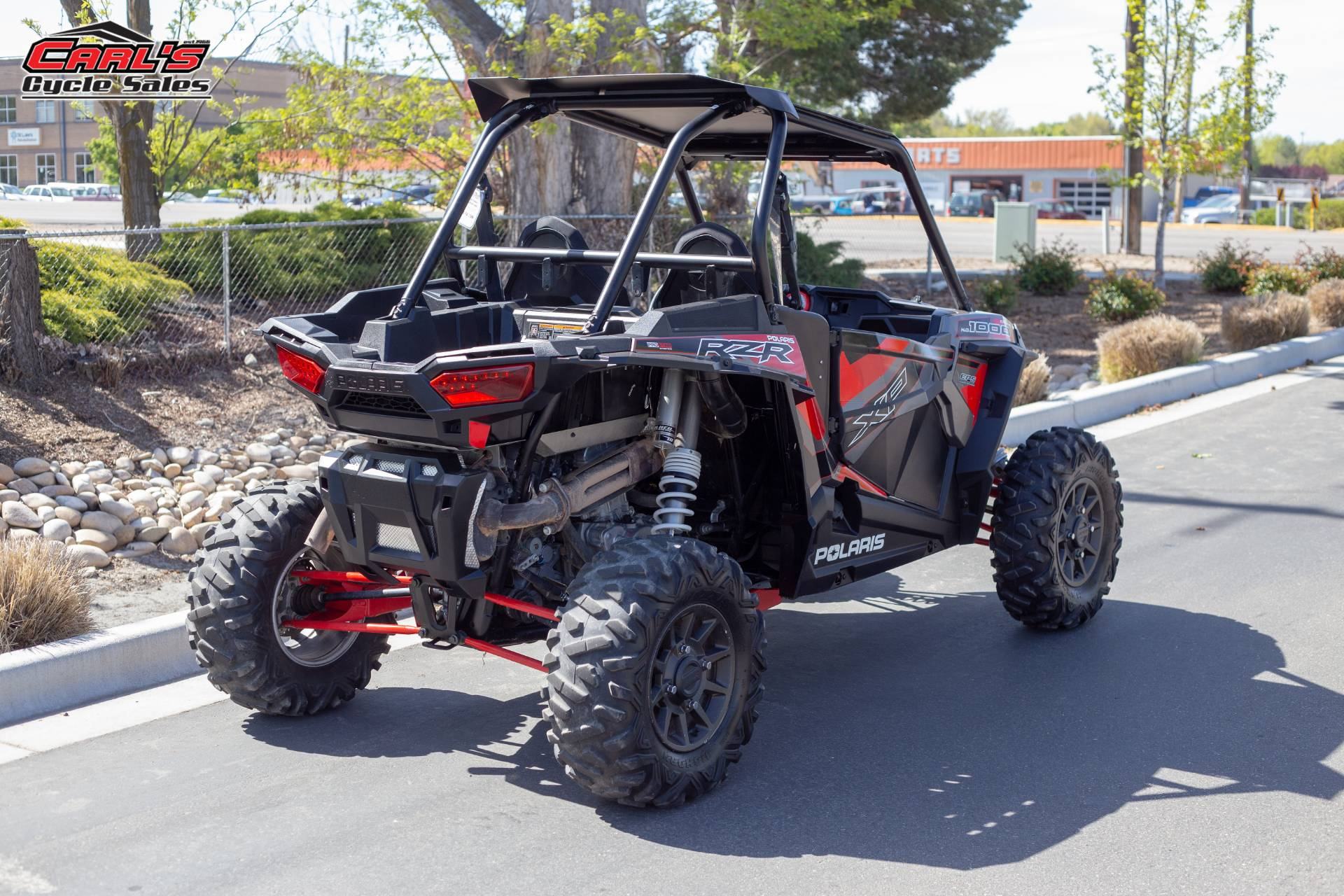 2017 Polaris RZR XP 1000 EPS in Boise, Idaho - Photo 5