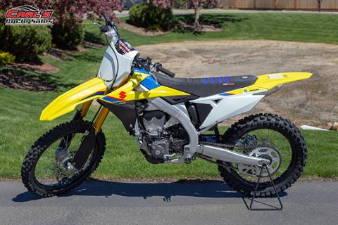 2019 Suzuki RM-Z450 in Boise, Idaho - Photo 1