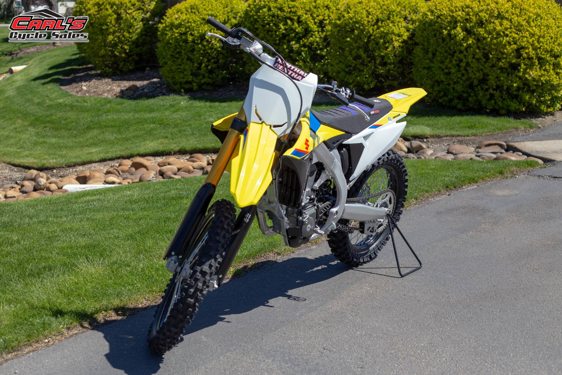 2019 Suzuki RM-Z450 in Boise, Idaho - Photo 2
