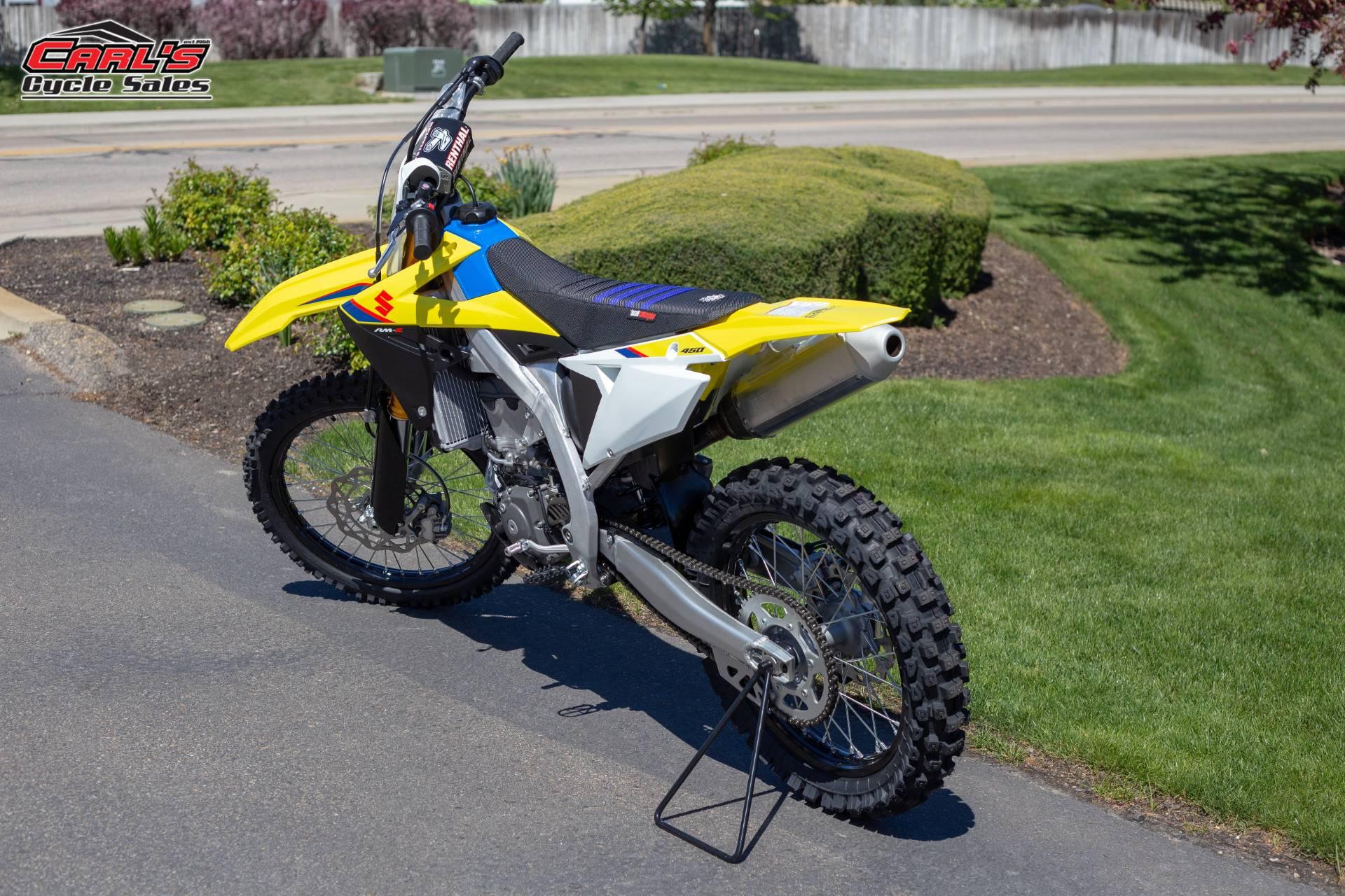 2019 Suzuki RM-Z450 in Boise, Idaho - Photo 3