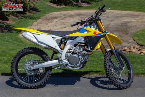 2019 Suzuki RM-Z450 in Boise, Idaho - Photo 6