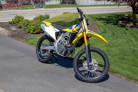 2019 Suzuki RM-Z450 in Boise, Idaho - Photo 7