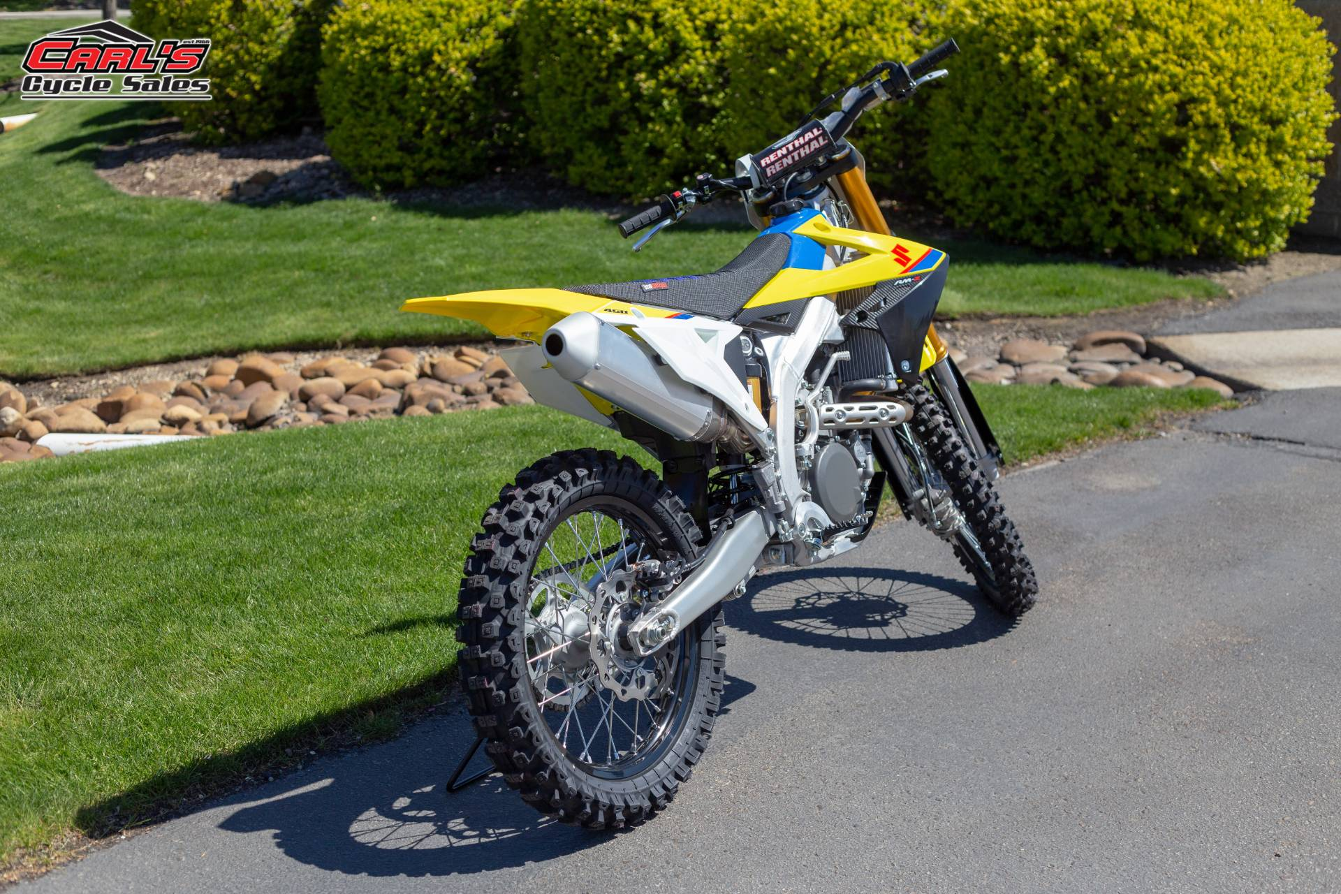 2019 Suzuki RM-Z450 in Boise, Idaho - Photo 8