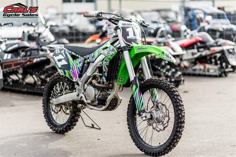2015 Kawasaki KX™250F in Boise, Idaho