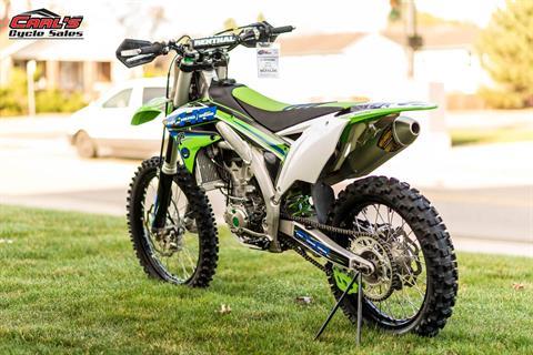 2016 Kawasaki KX450F in Boise, Idaho