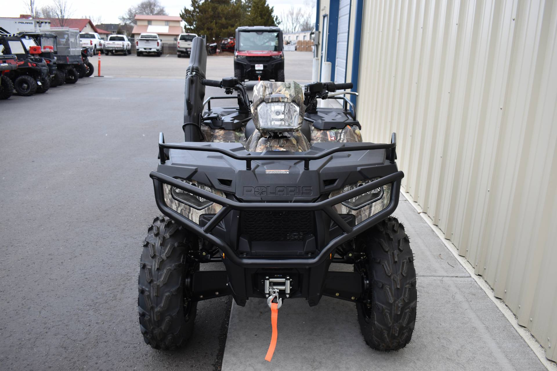 2020 Polaris Sportsman 570 Hunter Edition in Boise, Idaho - Photo 2
