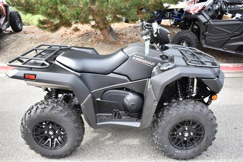 2020 Suzuki KingQuad 750AXi Power Steering SE+ in Boise, Idaho