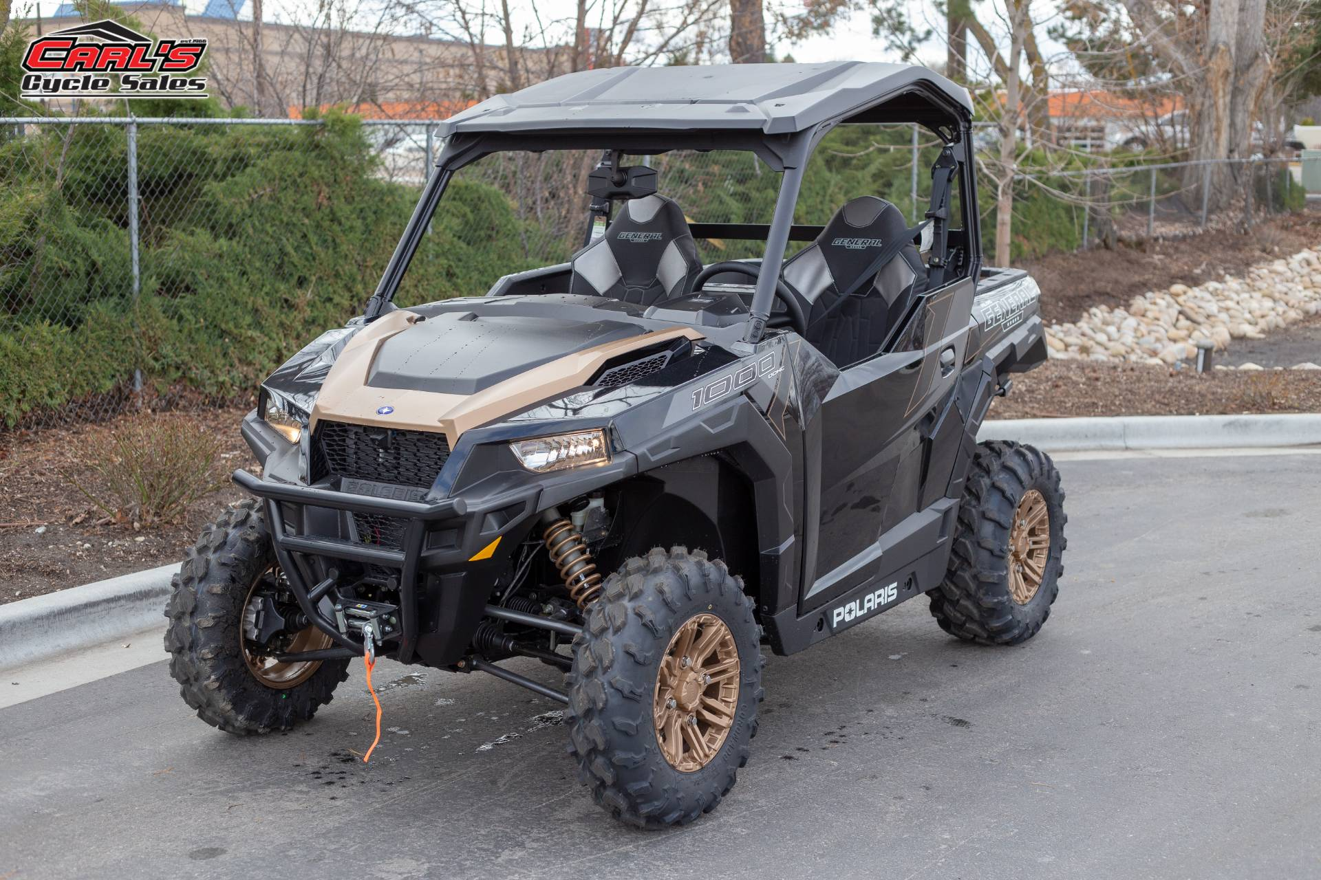 2019 Polaris General 1000 EPS Ride Command Edition 2