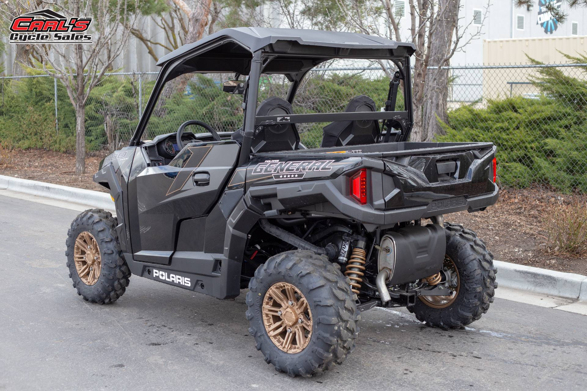 2019 Polaris General 1000 EPS Ride Command Edition 3