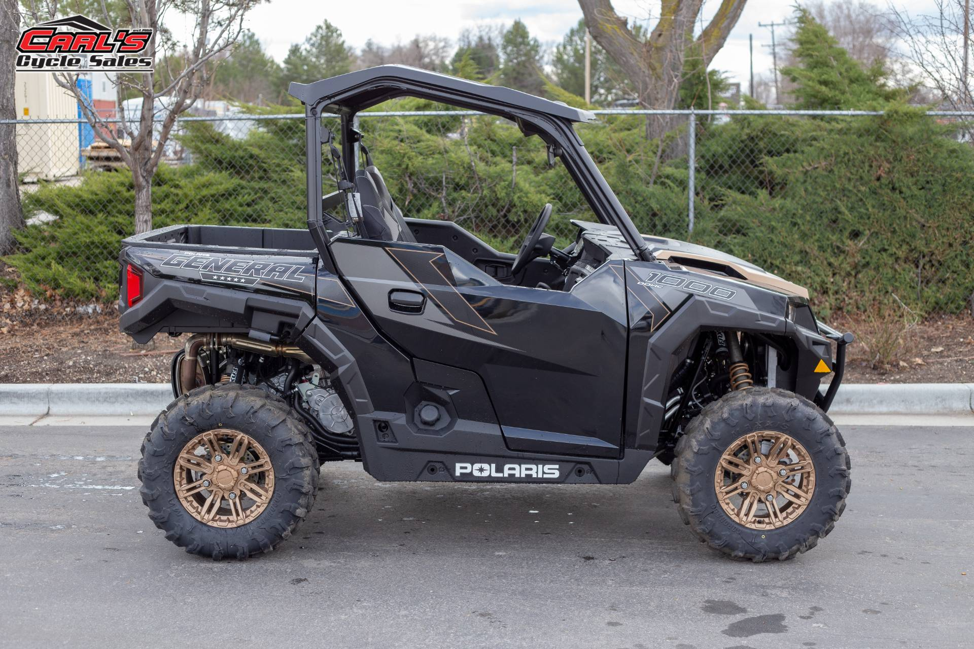 2019 Polaris General 1000 EPS Ride Command Edition 6